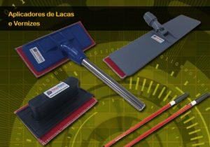 Acessórios - Aplicadores de Lacas e Vernizes